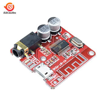 V4.1 V4.2 Mini MP3 Bluetooth Audio Decoder Board Lossless Car Speaker Stereo Amplifier Board Modified Bluetooth Receiver Module image