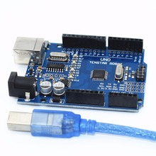 TENSTAR ROBOT UNO R3 MEGA328P  CH340G UNO R3 + USB CABLE