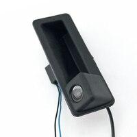 CCD Car Rear View Camera for BMW 320I 330I X1 335I X5 X6 3Series 5 Series E60 Auto Backup Parking Cameras Reverse Vehicle Camera