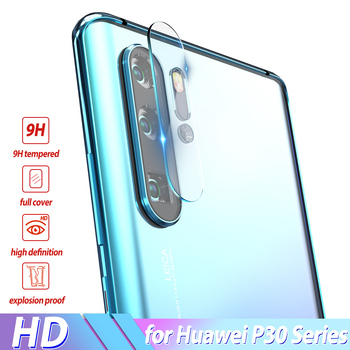Back Camera Lens Screen Protector For Huawei Honor 7A 7C 8X 10 Lite View20 P30 P20 Pro Mate 20 10 Lite Nova4 Tempered Glass Film image