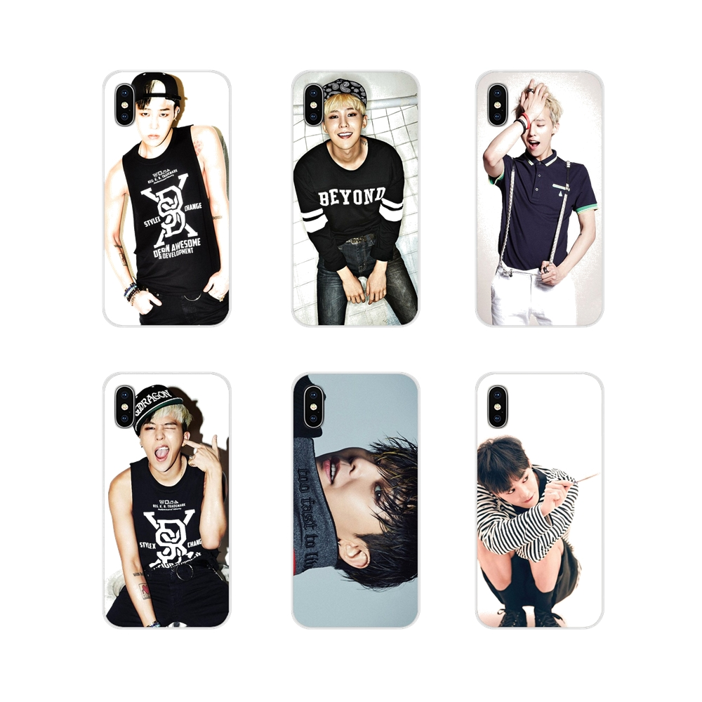 g dragon <font><b>big</b></font> <font><b>bang</b></font> For Apple iPhone X XR XS MAX 4 4S 5 5S 5C SE 6 6S 7 8 Plus ipod touch 5 6 Accessories <font><b>Phone</b></font> <font><b>Cases</b></font> Covers image