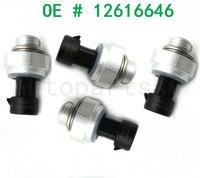 4 Stuks Gratis Verzending Voor Chevrolet Silverado Olie Druk Regulator Sensor Schakelaar Voor Buick Cadillac Pontiac Gmc Hummer 12616646 Druksensor    -