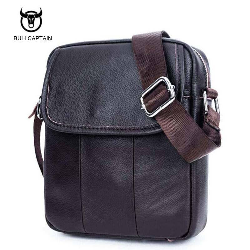 Bullcaptain 2017 New Arrival Cross Body Shoulder Bags For Men Messenger Bag Business Casual iPad Bag