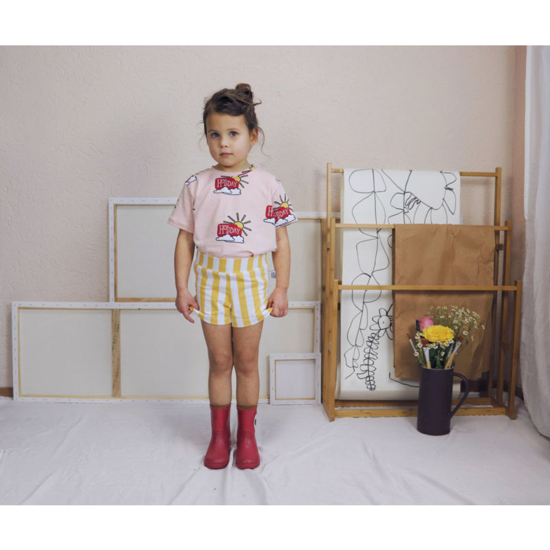 EnkeliBB Baby Boys T Shirt Toddler Girls Tops For Summer Cherry Pattern T Shirt Kids Children Fashion Tops tshirt