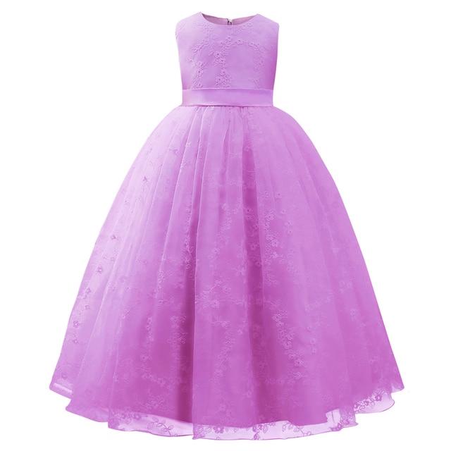Adolescentes Chicas Fiesta de La Boda Vestidos de Princesa para ...
