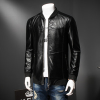 plus size 8XL 7XL 6XL 5XL New Leather Jackets Men's Jacket Outwear Men's Coats Winter Casual Mens Jackets Motorcycle Outerwear
