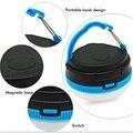 DC5V Levou Lanterna de Acampamento Portátil Lâmpada Lanterna Recarregável USB para Caminhadas Pesca Tenda de Emergência Ao Ar Livre Pendurado Vermelho Branco