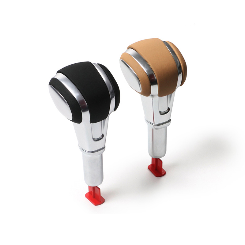 Pommeau de levier de vitesse en cuir levier de levier de vitesse Handball pour Pors che Cay enne 2011 à 2017 décoration intérieure manette de vitesse de remplacement