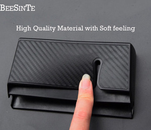 Image 3 - Car phone holder Cell Phone Stand for iphone samsung huawei xiaomi Mount Holder storage box bracket Universal Hot freeship