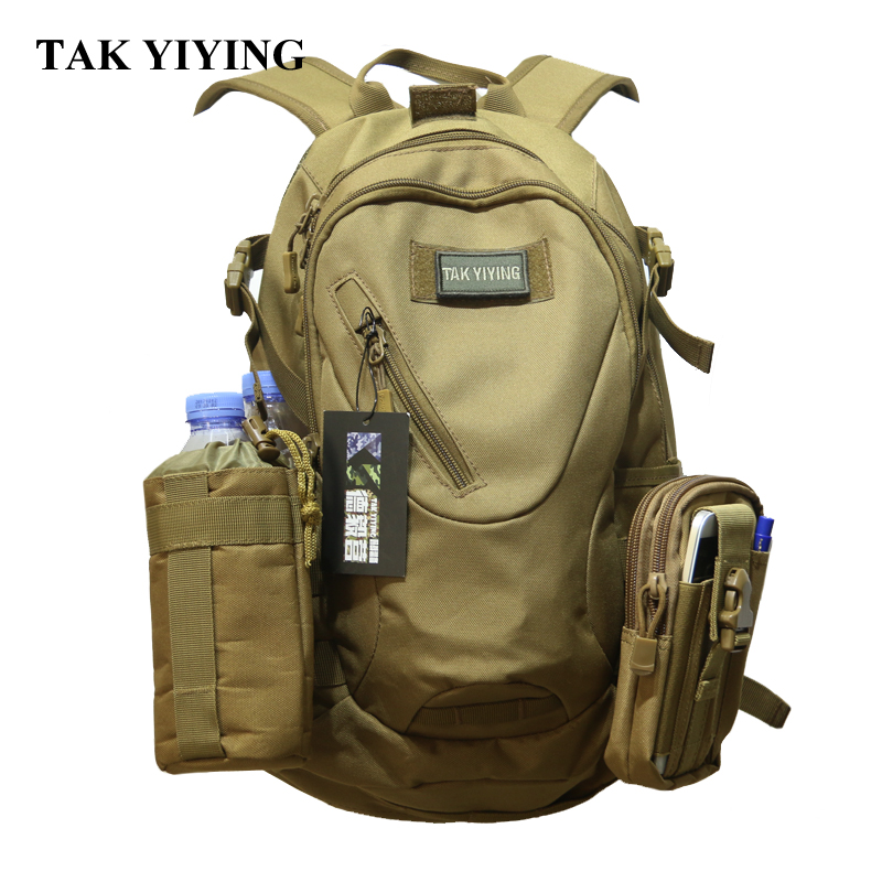 TAK YIYING Outdoor Sports waterproof army Military Tactical Backpack Rucksack Bag 20L for hunting Backpack сумка overboard pro vis waterproof backpack 20l ob1157hvo