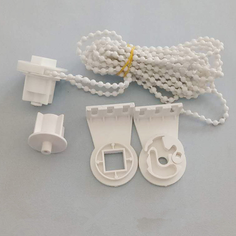 Free shipping All plastic parts support rolling head pulled old encrypted bead curtain rope rolling device is fixed free shipping original rolling wheel axis kit parrot minidrones rolling spider parts genuine