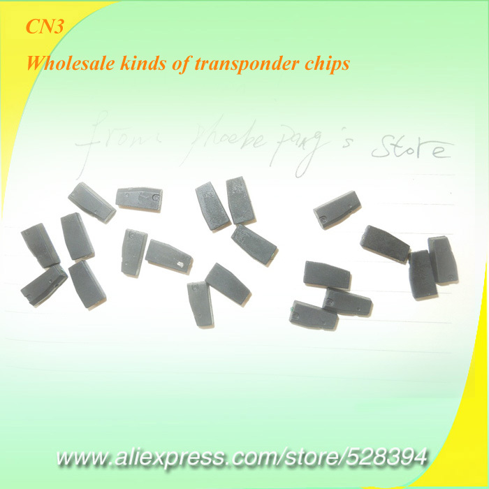 30pcs/lot KEY CHIP CN3 Similar as TPX3 ID46 Repeat Cloner Chips (Used for CN900 or ND900 device) Chip TRANSPONDER