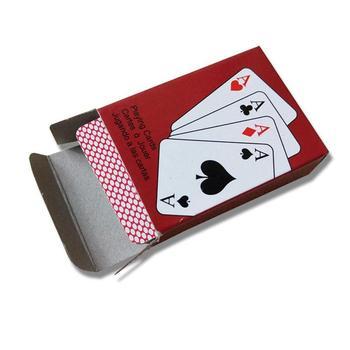 1 zestaw do gry w karty do pokera przenośny Mini mały Poker ciekawe karty do gry gra planszowa akcesoria do wspinaczki na zewnątrz tanie i dobre opinie 8 lat 0-30 minut Podstawowym PPK6759 Normalne Papier Karty uno Pokrywa karty