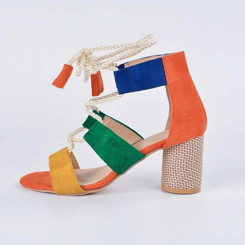 2019 sommer Espadrilles Frauen Sandalen High Heel Wies Mund Sandalen Hanf Sandale High Heels Offene spitze Schuhe