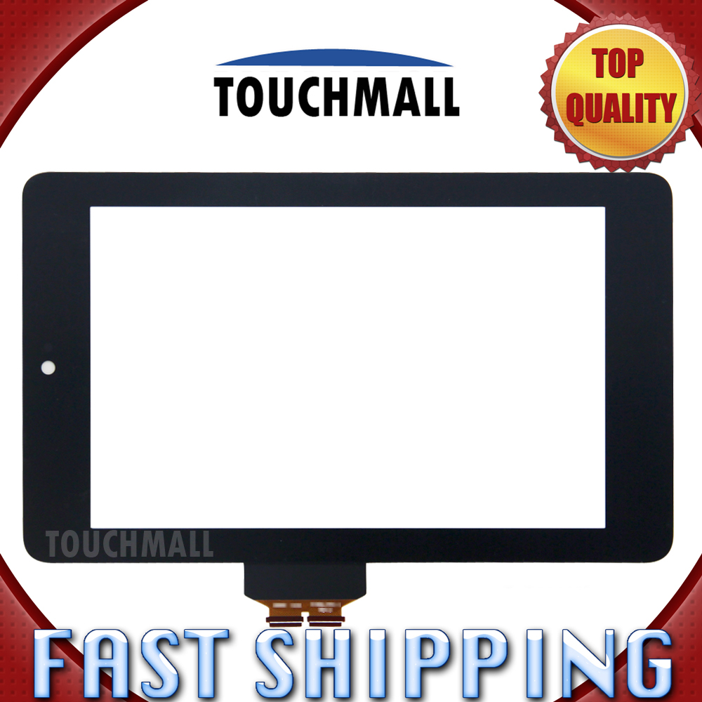 For New Touch Screen Digitizer Glass Replacement ASUS Google Nexus 7 ME370 ME370T ME370TG 5185L FPC-1 7-inch Black Free Shipping