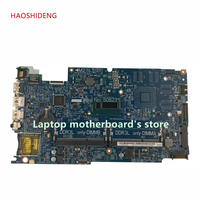 HAOSHIDENG CN 0C8YDH 0C8YDH C8YDH mainboard For Dell Inspiron 7537 15 7537 GM motherboard With I7 4500U CPU fully Tested