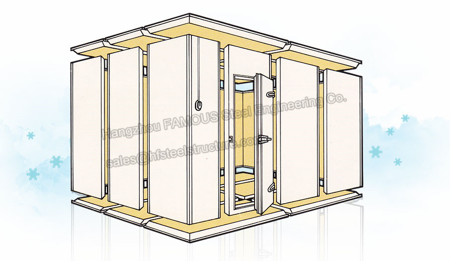 Blast Freezer And Walk In Freezer Panels  Cold Room Chambers And Cold Storage Insulation Material For Food Industries  sc 1 st  AliExpress.com & Blast Freezer And Walk In Freezer Panels  Cold Room Chambers And ...