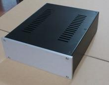 2609 Aluminum enclosure Preamp chassis Power amplifier case/box size 260*90*311mm