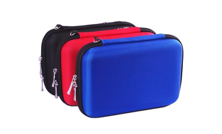 GUANHE Zipper Case պայուսակի համար 2.5 «Կոշտ - Արտաքին պահեստավորման սարքեր - Լուսանկար 2