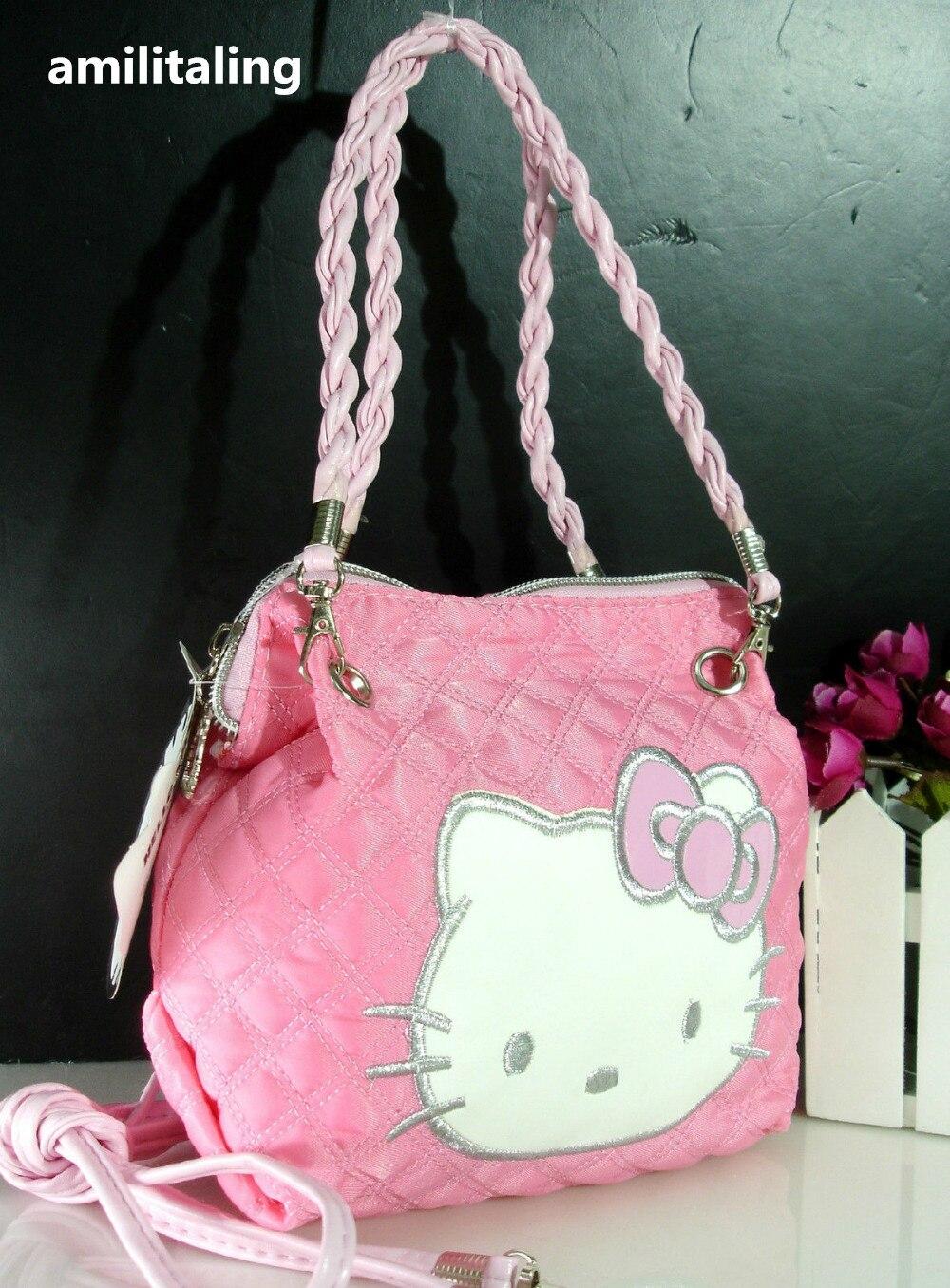 New Hello kitty Mini Bag with Shoulder Strap Bag Purse. YE-6692P 7054eda12f
