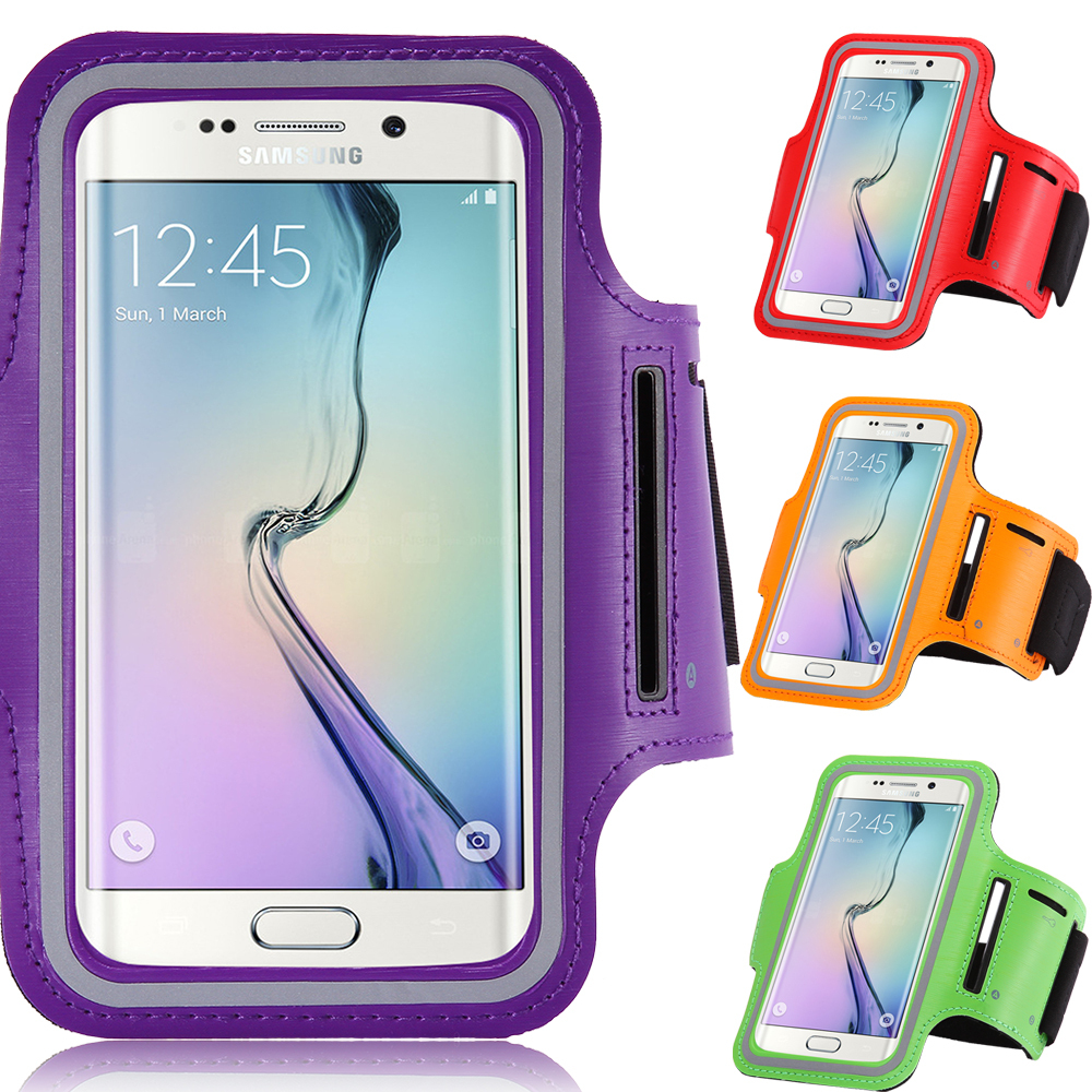Waterproof Arm band Case For Redmi Xiaomi 4 Sports Cover For Samsung A5 S5 S6 edge For Huawei Honor 3C 6 P7 P8 For htc M7 M8 M9