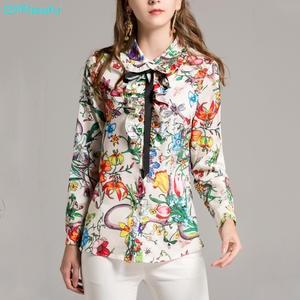 9973414151e QYFCIOUFU Women Shirts Long Sleeve White Plus Size
