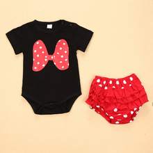 Baby Boys Girls Clothes Set Cartoon Animal