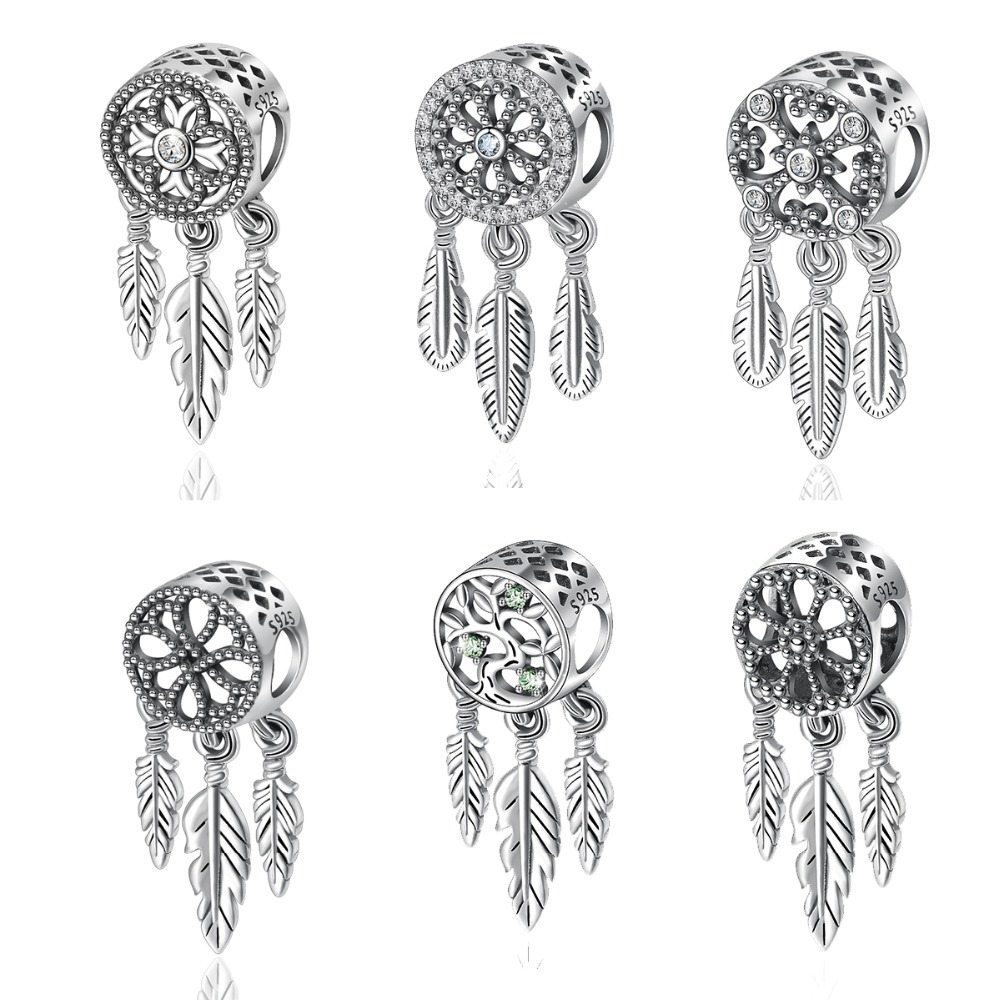 Jewelry Beads Themed Sterling Silver Reflections Celtic Weave Cross Dangle Bead