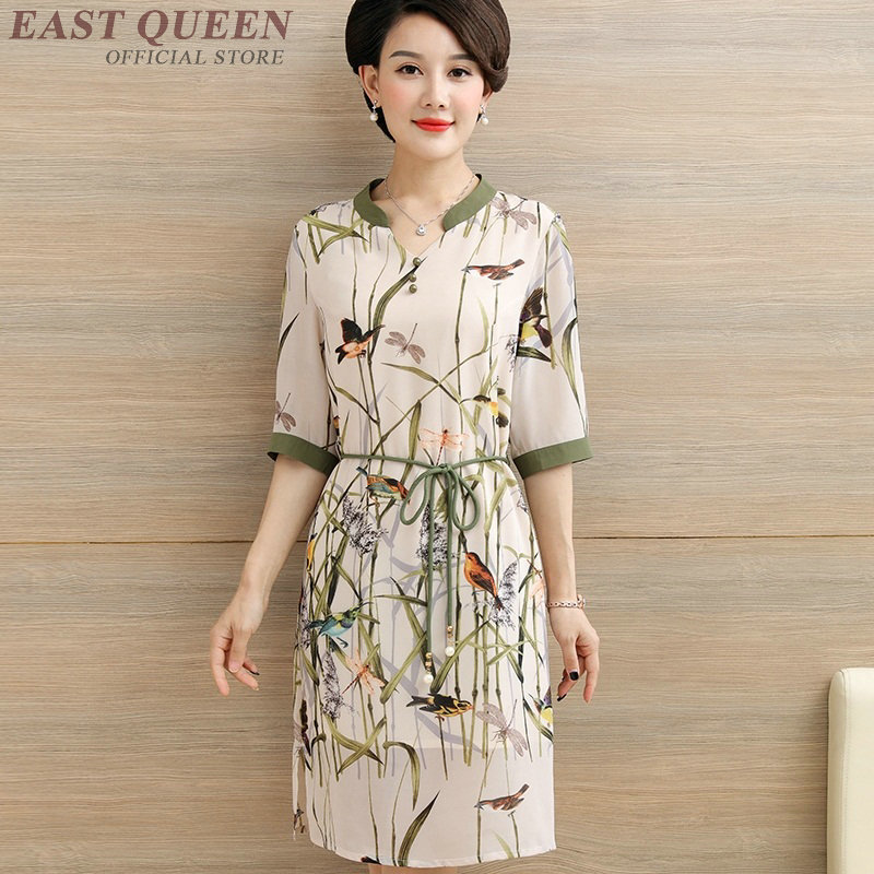 Grandma Clothes Dresses For Older Women Clothing For Older -4198