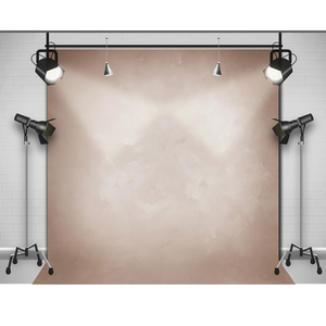 Image 4 - Allenjoy Vinyl cloth photography backdrop old master light brown grunge pure color background photo studio photobooth photophone