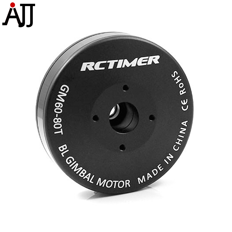 Rctimer 24N22P GBM 6008 Brushless Gimbal Motor Hollow Shaft GBM6008-HSRctimer 24N22P GBM 6008 Brushless Gimbal Motor Hollow Shaft GBM6008-HS
