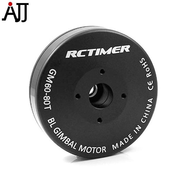 Rctimer 24N22P GBM 6008 Brushless Gimbal Motor Hollow Shaft GBM6008-HS