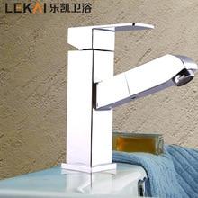 Nanan Квартет двойной раковиной кран ванной горячей и холодной смеситель лифт вертикальной кран производители оптовая