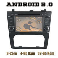Android 9.0 Car GPS radio DVD Player for Nissan Tenna Altima 2007 2012 with dsp PX5 octa core 4+64GB Auto Stereo Headunit