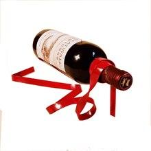 Cretaive, волшебная 3D лента, подвеска, винные стеллажи для виски, бутылки, винный держатель, подставка для домашнего декора, 6 цветов