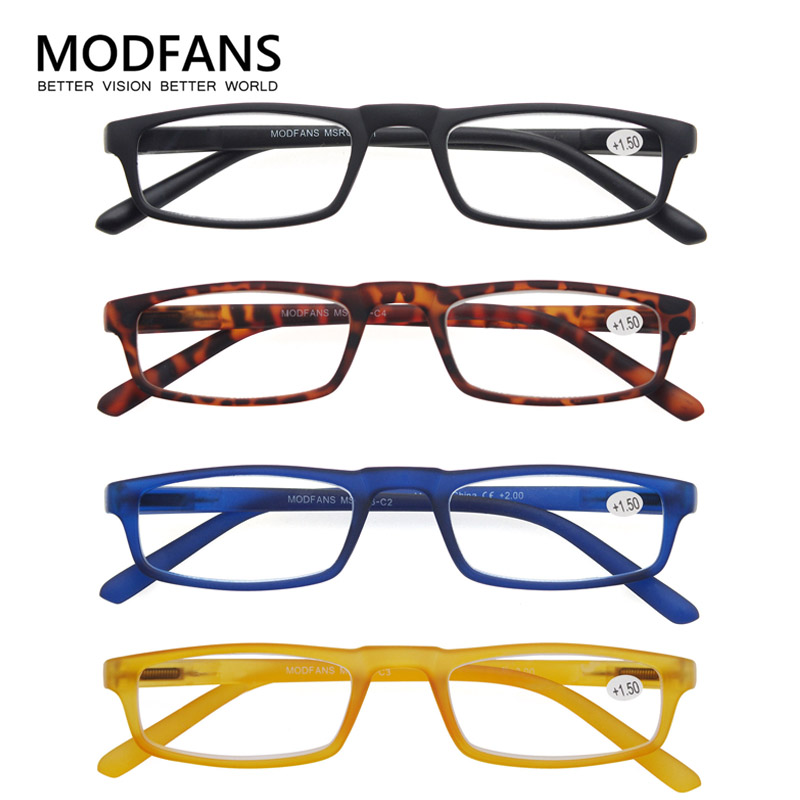 Small Square Reading Glasses Ultralight Unbreakable Glasses Men Women Retro Style High Quality Presbyopic Eyeglasses With Bag