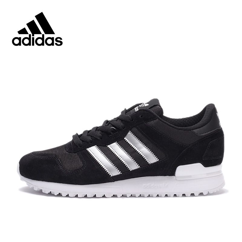 Authentic New Arrival Adidas ZX 700 Men's Skateboarding Shoes Sneakers Classique Comfortable Breathable Sport