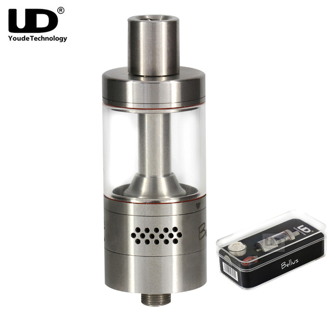 UD bellus RTA top filling sub ohm side air holes direct blow coils 100% Authentic Youde Bellus