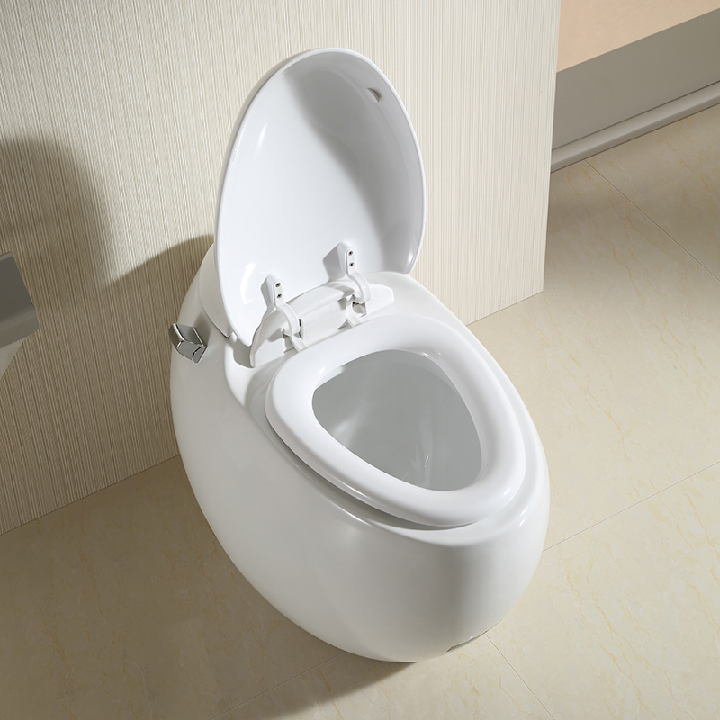 Cool Us 308 0 Dave Creative Egg Toilet Home Ordinary Toilet Adult Toilet Circular Toilet European Style In Toilets From Home Improvement On Customarchery Wood Chair Design Ideas Customarcherynet