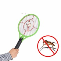 Mosquito Repellent Rechargeable Electric Insect Bug Bat Fly Mosquito Zapper Swatter Racket Anti Mosquito Killer Pest