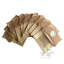 Replacement Karcher filter bags for vacuum cleaner Karcher MV2 IPX4 WD2 WD2.200  A 2000   A 2099 6.904 322.0 cleaner parts