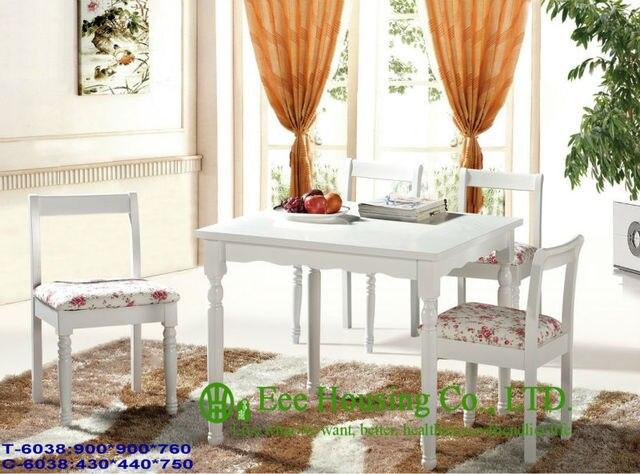 T c luxe massief eetkamerstoel massief houten eettafel