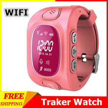 Hot New Arrial GPS/GSM/Wifi Tracker Watch for Kids Children Smart Watch with SOS Support GSM phone Android&IOS Anti Lost Y3