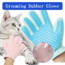 Pet Dog Hair Brush Comb Rubber Glove for Pet Cleaning Massage Glove for Animal Cleaning Cat Hair Glove Pet Grooming Supplies pet hair deshedding dog cat brush comb sticky hair gloves hair fur cleaning for sofa bed clothe pets dogs cats cleaning tools