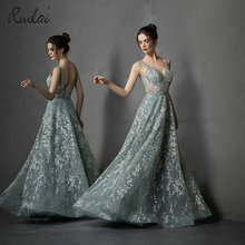 Newest Prom Dresses Long 2019 Backless Evening Dresses for Women A-Line Evening Gown for Party vestidos largos de fiesta цена 2017