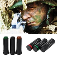 Outdoor Field Bionic Oil Camouflage Color Face Paint Soccer Fans Military Supply|Safety & Survival| |  -
