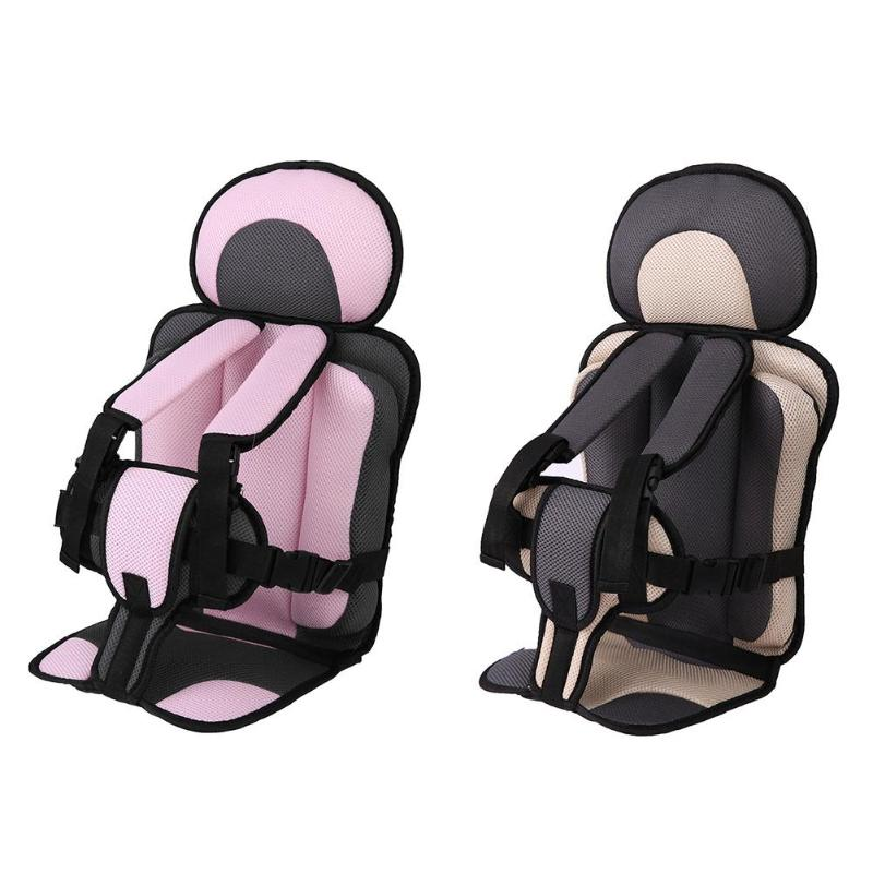 1pcs Portable Infant Safety Seat for 0-5T Kids Baby Chairs Car Seats Small/ Plus Size Sponge Kids Car Seats Children Car Seat