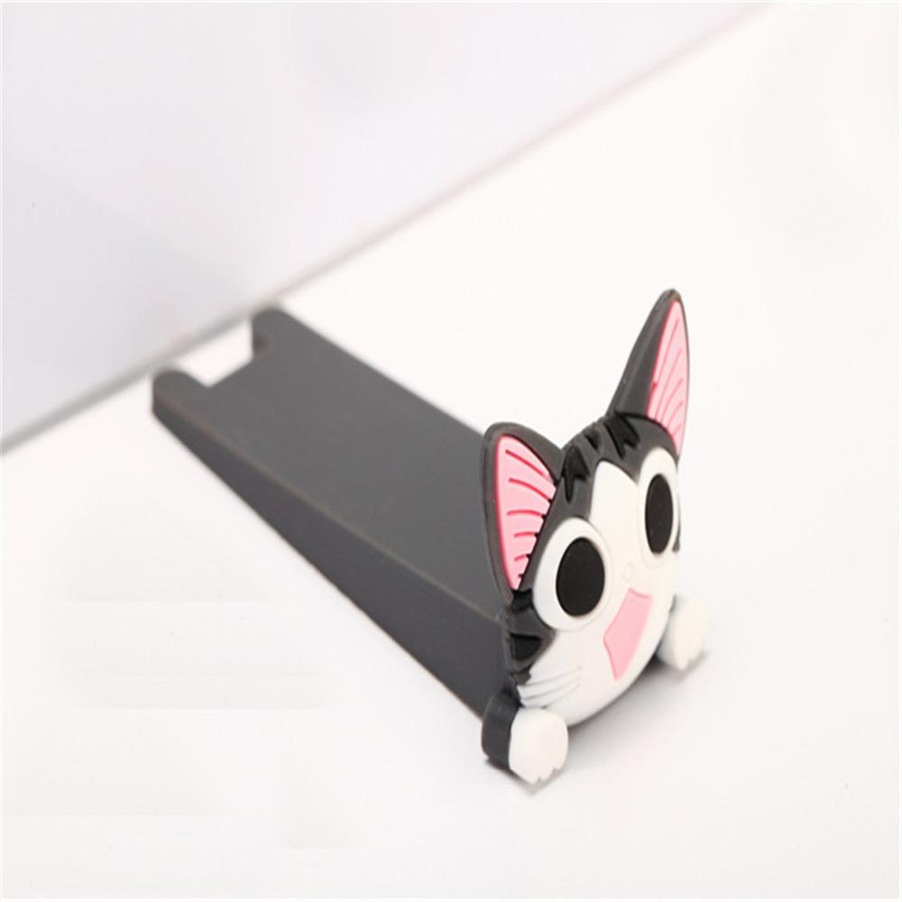 2 pcs/set Baby Satefy Door Stopper Finger Protection Corner Guards Cartoon  Children Door Stoppers Holder Silicone Mouse Shape