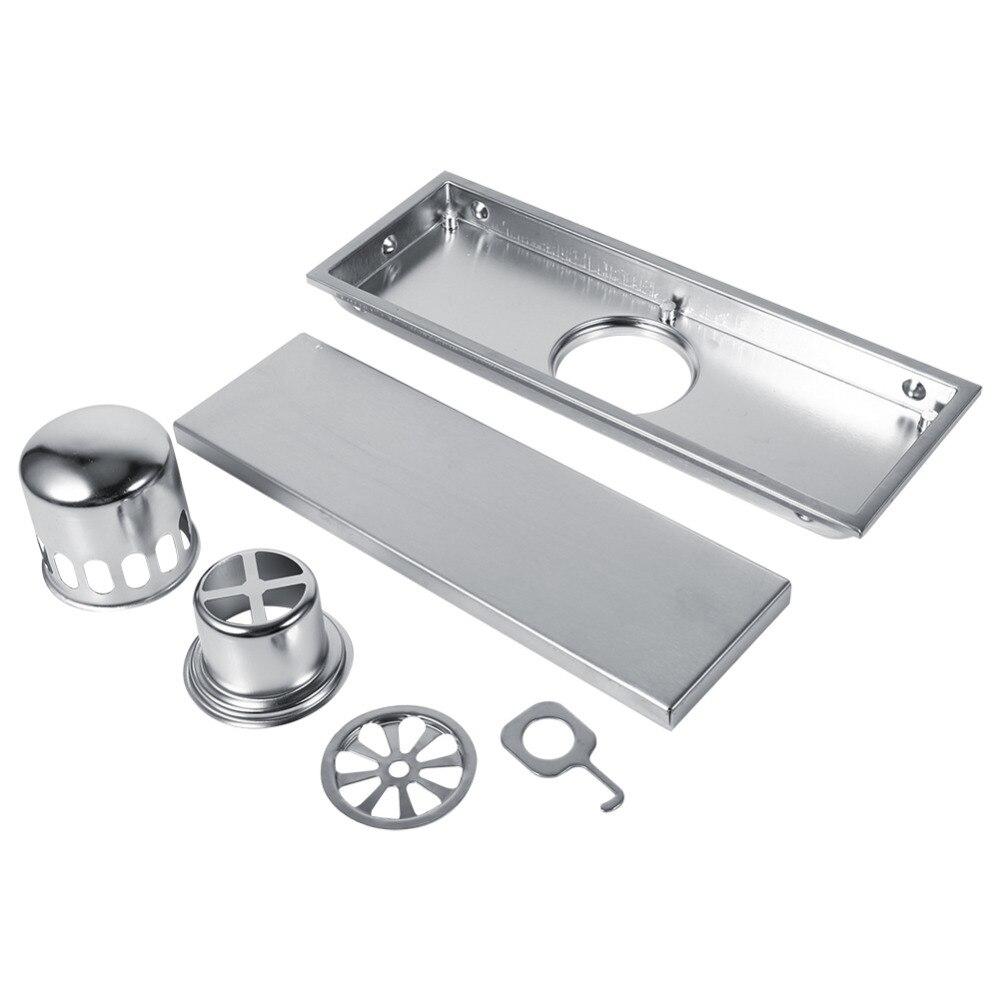 vessel sink drain Floor Drains Stainless Linear