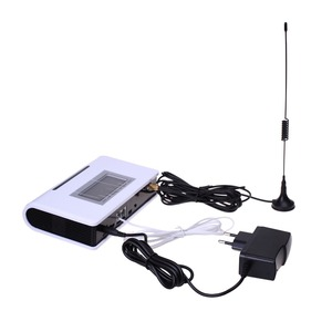 Image 2 - 4G LTE fixed wireless terminal phone LTE 4G FWT destop phone with LCD display for connecting desktop phone or PBX or PABX